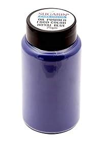 Oil Powder Food Color, 25gm, Royal Blue
