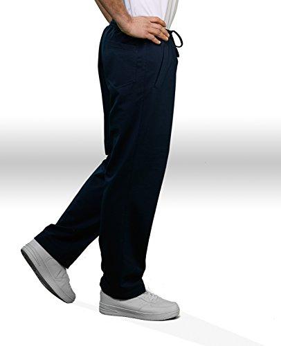 Michaelax-Fashion-Trade -  Pantaloni sportivi  - Basic - Uomo Blue - Marine (880)