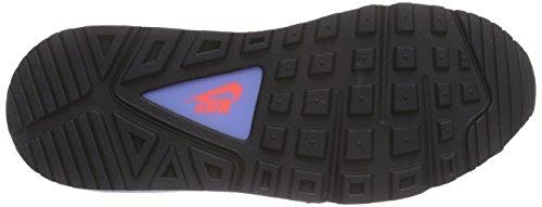 Nike - Air Max Command (Gs), Sneaker Unisex – Bambini Multicolore (Multicolore (Obsidian/Bright Mango/Chalk Blue 484))