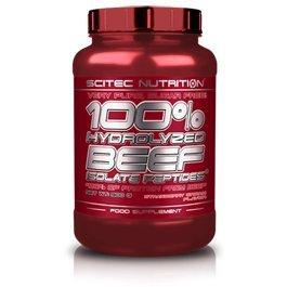 Scitec Nutrition 100% HYDROLYZED BEEF ISOLATE Mandel-Schoko 1800 g