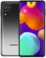 Samsung Galaxy M62 Dual SIM Smartphone, 128GB 8GB RAM LTE (UAE Version), Black