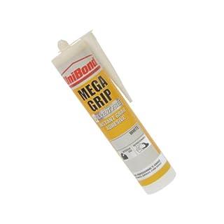 UniBond 1533697 Mega Grip Solvent Free - 300 ml