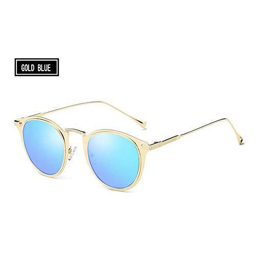 YOGER Sonnenbrillen Damenmode Sonnenbrillen Cat Eye Polarized Designer Sonnenbrille Beschichtung Spiegel
