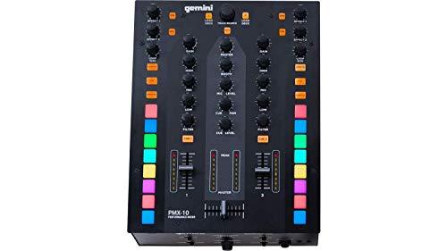 Gemini pmx 10 mixer stereo 2 canali nuovo