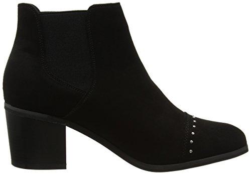 New Look Damen Bud Chelsea Boots Schwarz (Schwarz)