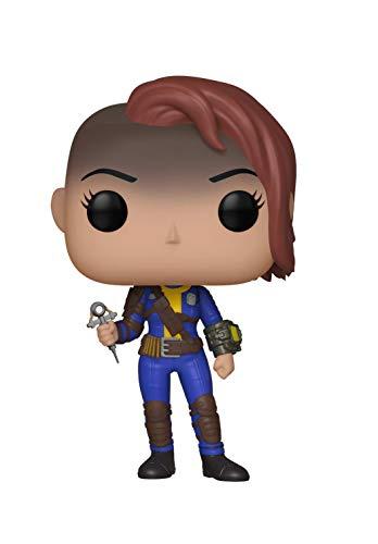 Funko 33975 Pop! Vinilo: Juegos: Fallout S2: Vault Dweller Female, Multi