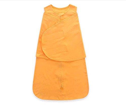 Artic Winter Liner (Musselin Wickeltücher für A Baby Boy & Girl 100% Baumwolle 65* 40cm (2* 6Monate) Größe: Länge 70cm, Anzug Jahr: 0–6Jahre Orange)