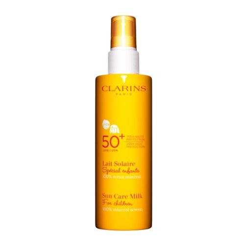 Clarins latte solare spray bambino spf 50 150 ml
