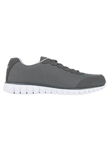 Rumpf Mobster 1620 Dance Fitness Sport Gymnastic Training Aerobic Indoor Dancewear Sportswear Shoe Trainer Sneaker grey GB 6,5