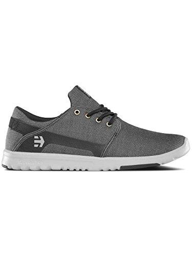 Etnies Herren Scout Skateboardschuhe grey/black
