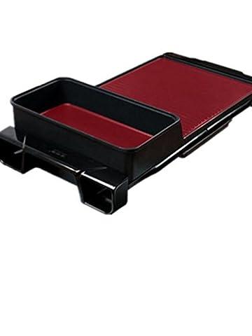 Nola Sang Table gril électrique intérieure intégrée four à barbecue en acier inoxydable pas de fumée pas de bâton multifonctionnel à l'aide de la commande de température ajustée