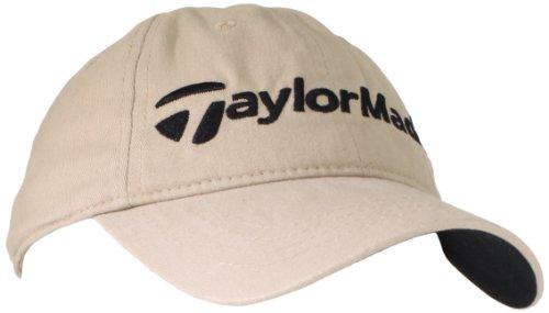 TaylorMade TM Core Side Hit Relaxed Fit Cap, Damen, Khaki, Khaki