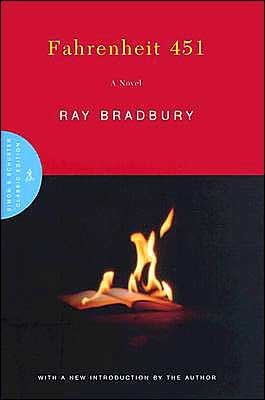 Fahrenheit 451 by Ray Bradbury (2003) Hardcover