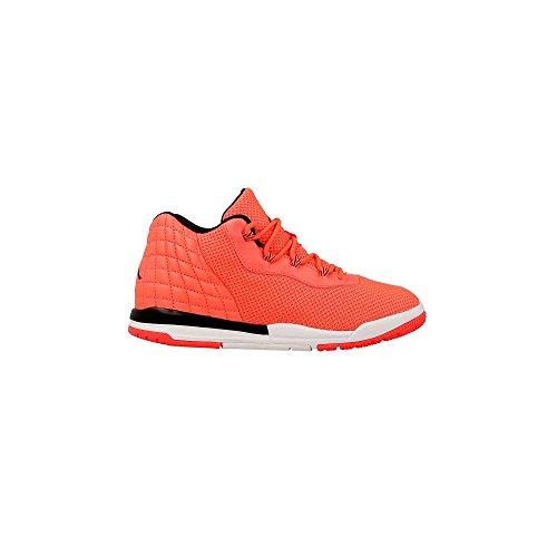 Nike Unisex Baby Jordan Academy BT Sneaker, Rojo (Infrared 23 / Black-White), 21 EU (Baby Jordan Schuhe Junge)