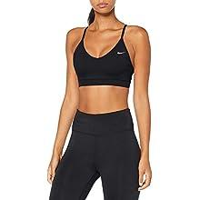 Nike Women Indy Bra - Black/Black/Black/White, X-Small