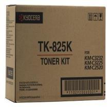 Toner photocopieur kyocera-mita tk825k - noir (15.000 pages) Kyocera KM C2525E