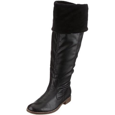 Remonte Dorndorf Belinda R9376-11 - Botas de cuero para mujer