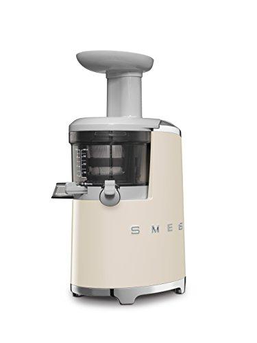 Smeg 146877 Licuadora, 150 W, 0.5 litros, Plástico, Crema