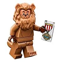 LEGO The Movie 2 Cowardly Lion Minifigure 71023 (Bagged)