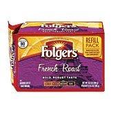 folgers-french-roast-medium-dark-ground-coffee-refill-pack-292g