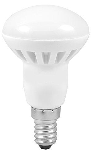 Müller Licht 6W LED R50 Reflektorlampe E14 Fassung 2700K warmweiß 400 Lumen (Nachfolger und Ersatz für 40W Glühbirne)