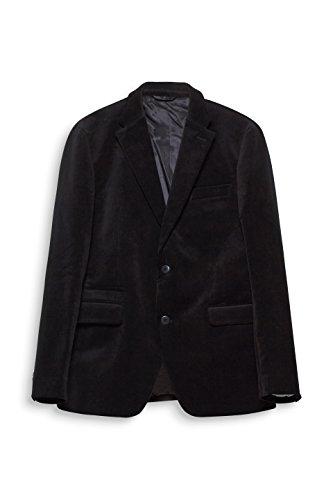 ESPRIT Collection Herren Sakko Schwarz (Black 001)