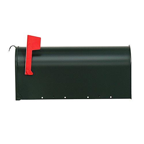 Original U.S. Mailbox – Elite – Stahl Briefkasten grün T1 - 3