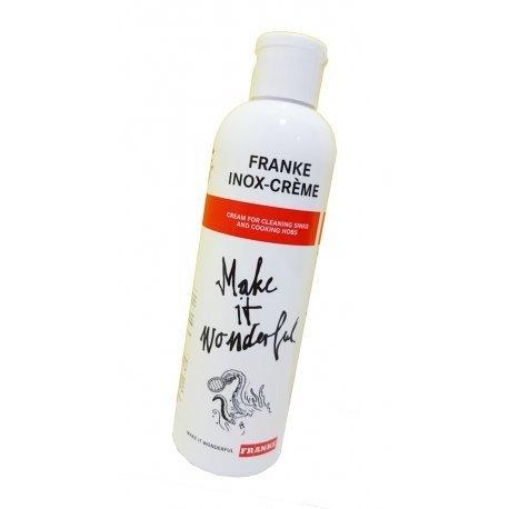 Frank-Creme für die Reinigung von Spüle aus Edelstahl und gazinières - 250 g