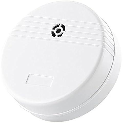 Detector de Alarma de Detector de presencia de agua con sirena. Apto para uso en la que se pueda examinar una inundación.