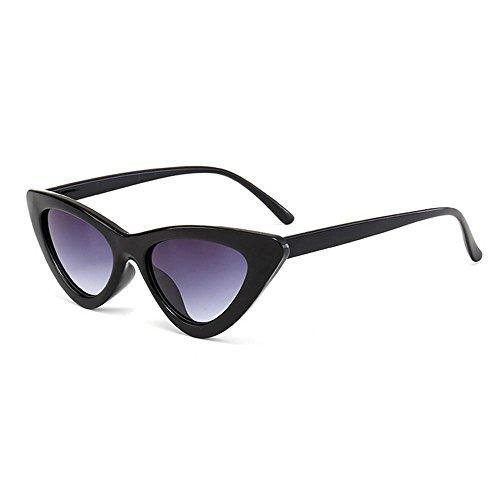 Aolvo retro cat eye occhiali da sole, vintage cat eye occhiali da sole premium leggero hd lenti uv 400personalizzata occhiali da sole, c3, taglia unica