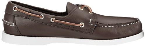 Sebago Docksides B72, Chaussures Bateau Homme Vin (vin)