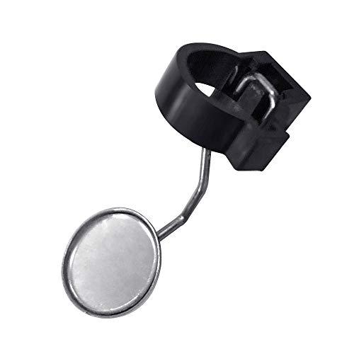 NEKAN Endoskopkamera HD 500CM Brennweite WiFi Endoskop 2,0 Megapixel 8 LEDs Wasserdicht Inspektionskamera Unterstützung für iOS Android Smartphone Tablette 5M Halbstarres Kabel (s)