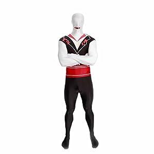 Morphsuits - Disfraz de segunda piel (pegado al cuerpo), talla M (MPVAM)