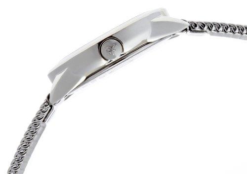 Calvin Klein Damen-Armbanduhr XS ck minimal Analog Edelstahl K3M23126 -