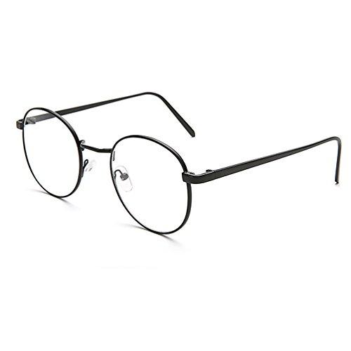 new-high-quality-korean-oversized-retro-men-round-glasses-frames-fine-metal-luxury-brand-optical-fra
