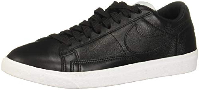 Nike W da Blazer Low le, Scarpe da W Basket Donna, Nero (Black/Black/White/Gum Light Brown 001), 38 EU Parent 03deb4