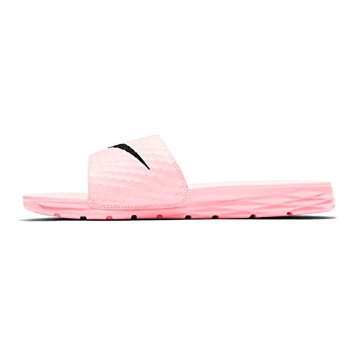 Nike Sandalen – Wmns Benassi Solarsoft blau/blau Rosa