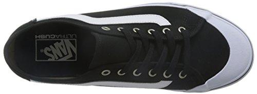 Vans Black Ball SF, Baskets Basses Homme Black/white/black