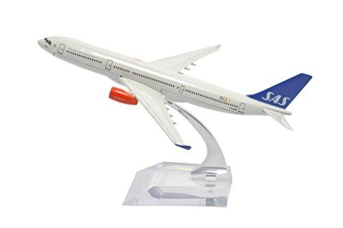 tang-dynastyr-1400-scandinavian-airlines-air-bus-a330-buona-lega-modellino-aereo-giocattoli