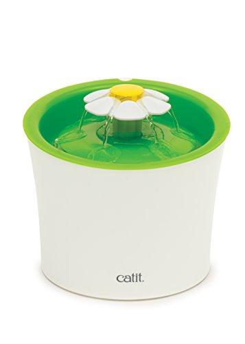 *catit 43742W Senses 2.0 Blumentrinkbrunnen für Katzen*