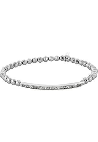 JETTE Silver Damen-Armband Silber One Size, silber