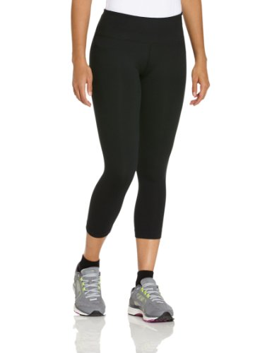 Under Armour Damen Fitness Hose und Shorts UA Perfect Tights Capri, Black, S, 1238759