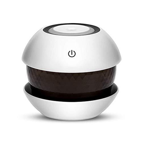 TAOUN Humidificador, purificador de Aire portátil de 150 ml para bebés con Luces LED...