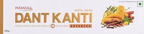 Patanjali Dant Kanti Advance Dental Cream - 100g