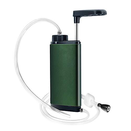 Purificateur d'eau portable d'extérieur Trois...