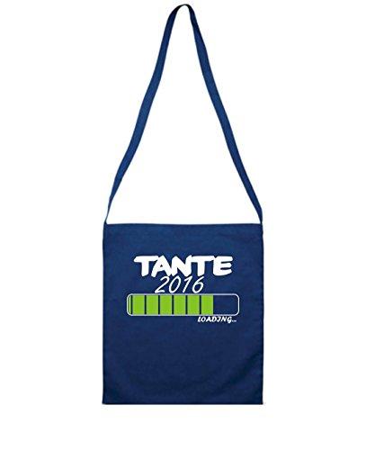 Pochette tANTE 2016 loading... sac bandoulière pour baptême plusieurs couleurs - darkroyal