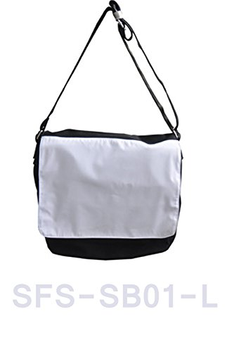 Tasche Schulterriemen Sublimation Blanko Dye Wärmeübertragung groß -
