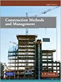 Construction Methods and Management 8th (egith) edition Text Only