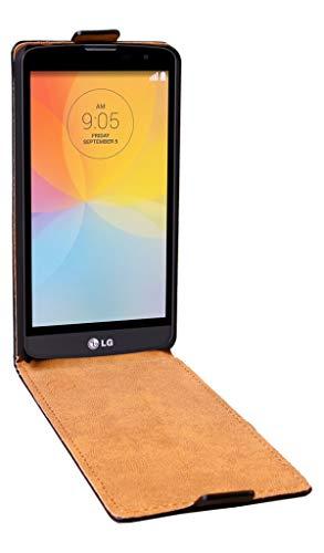 8350 Cover (PATONA Slim Cover Tasche Schutz-Hülle für LG L Bello D331 / L80+ / Dual D335)