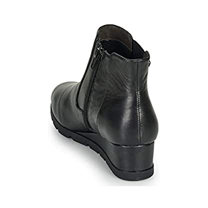 Stonefly Milly 19 Ankle Boots/Boots Women Black Ankle Boots 5